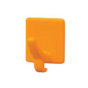 シロクマ プチフック付フック  30mm オレンジ 【C-202】[新品]【RCP】