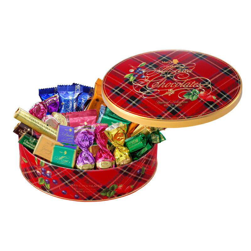 MARY'S玛莉巧克力混合装礼盒200g