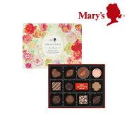 メリーチョコレート グレイシャスファンシーチョコレート 12個入 バレンタイン チョコレートギフト