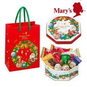 メリーチョコレート ドリームタイムストーリー 54g入 クリスマスデザインの缶はアフターユースにもぴったり!