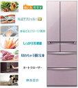 樂天商城 - 三菱 470L 6ドア置けるスマート大容量 切れちゃう瞬冷凍 冷蔵庫 MR-WX47A-P 設置無料