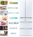 樂天商城 - 三菱 517L 6ドア置けるスマート大容量 切れちゃう瞬冷凍 冷蔵庫 MR-WX52A-W 設置無料