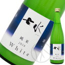 七水 WHITE 純米にごり酒 720ml