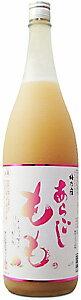 梅乃宿 あらごしもも酒1800mlの商品画像