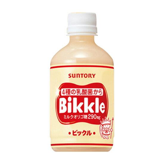 【乳飲料】サントリー ビックル 280ml ペット 1ケース《24本入》《1配送あたり最大3ケースまで同梱OK!》