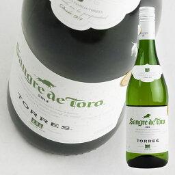 【トーレス】 サングレ・デ・トロ・ブランコ (SC) [2016] 750ml 白 【TORRES】 SANGRE DE TORO BLANCO