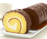 朝日电视连续剧[请!在第一的地位]烹饪学院 Chokororukeki怀旧味巧克力味蛋卷昭和[音乐] [音乐] [音乐] Gifumesse [为音乐天赋,以解[懐かしの味わいチョコロールケーキ『たまごチョコロール』生クリーム使用 北海道