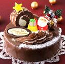 ロールノセタ(6号サイズ) 18cmのチョコレートケーキ【クリスマスケーキ2019】【送料500円】※九州は送料900円、沖縄は配送不可【ネット限定】【予約】【限定】【人気】