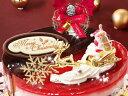 ダブルショコラ チョコムースケーキ 5号【クリスマスケーキ 2019】【送料500円】※九州は送料900円、沖縄は配送不可【予約】【限定】【人気】チョコレートケーキ