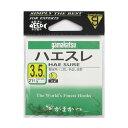 がまかつ(Gamakatsu) ハエスレ 3.5号 緑