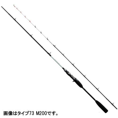 シマノ ライトゲーム BB タイプ73 M200