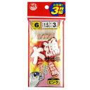 タカミヤ(TAKAMIYA) 大漁サビキ JI-103 針6号-ハリス1.5号 ピンク