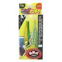 ジャッカル(JACKALL) ビンビンインチク 100g グリーンゴールド/オーロラシュリンプ