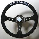 KEY'S RACING(キーズレーシング) ステアリング Deep type(ディープタイプ)