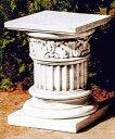 イタリア製石像 台座 ロンバルディア(H45cm) 飾り台 コラム Art.765 PapiniAgostino