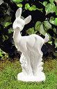 イタリア製動物像(ガーデン オーナメント) バンビ PapiniAgostino Art.629 小鹿 置物