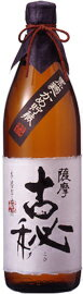 雲海酒造芋焼酎 薩摩 古秘 (こひ) 1800ml