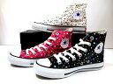 ショッピングコンバース 送料込み コンバース オールスター converse オールスター カミフブキ HI ブラック ピンク ホワイト CONVERSE ALL STAR KAMIFUBUKI HI BLACK PINK WHITE レディース スニーカー
