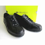 [アキレス マインリラックス]【履くほどに愛着が湧く、手放せない1足になりそう。】Achilles MINE RELAX 096 MIE0960 レディース トラベルシューズ ジップアップ コンフォートシューズ タウンカジュアル 作業靴 ブラック