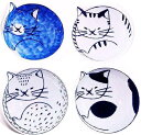 波佐見焼 necotori neco/猫 鉢セット(ねこばち)和食器 食器 陶器プレゼント ギフト 贈リ物 祝 お祝い 記念品