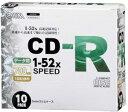 OHM CD-R データ用 10P(10枚入)/ オーム電機