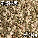 そばの実【500g】【北海道】【肝機能の回復 低カロリー 疲労回復 タンパク質 ビタミンB群 ルチン