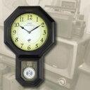 【ポイント最大10倍】 ■送料無料■電波の古時計 電波時計 アンティーク時計正確な時刻を表示する 壁掛け電波時計 電波古時計 壁掛電波時計 電波壁掛時計【smtb-s】