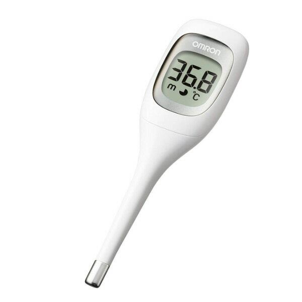 特典【お米+ポイント】 オムロン 電子体温計 けんおんくん MC-681 OMRON デジタル体温計 MC681 通販 検温が早い 電池交換可能 けんおん君