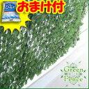 3特典■送料+お米+ポイント■ 違和感の無い緑のブラインド グリーンフェンス 目隠しグリーンフェンス