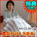 ★最大41倍+クーポン★ 電気毛布 洗える電気掛け敷き毛布 ...