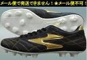 Shoes - サッカー スパイク シューズ 【アドラー/adler】 モデナMS(克己) ★ブラック×ゴールド★ AD-710 / AD710