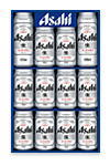 Canned Asahi Super Dry beer set AS-3N