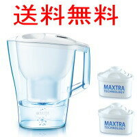 Two cartridges for ブリタポット type water purifier アルーナ 2.0L+ exchange