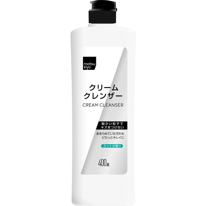 RoomClip商品情報 - matsukiyo クリームクレンザー 400g