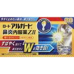 【第(2)類医薬品】ロート製薬 ロートアルガード鼻炎内服薬ZII 20カプセル