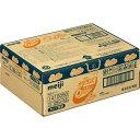 明治 メイバランス Miniカップ 白桃ヨーグルト味 ケース 125mlx12