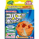 大日本除蟲菊 KINCHO コバエがポットン 置くタイプ コバエ取り 1個入 効果約1ヶ月 1個入り (医薬部外品)