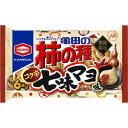 亀田製菓 亀田の柿の種 コク辛七味マヨ 6P 182g