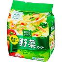 東洋水産 マルちゃん 野菜スープ 6g×5