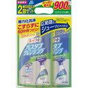 ライオン ルックプラス バスタブクレンジング クリアシトラスの香り 詰替用 450ml×2