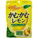 三菱食品 かむかむレモン 袋 30g