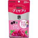 ユーハ味覚糖 UHAグミサプリ 鉄 20日分SP 40粒