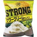 湖池屋 KOIKEYA STRONGポテトチップスサワークリームオニオン 56g