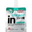 森永製菓 inゼリー エネルギーブドウ糖 180g
