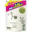 P&Gジャパン さらさ 洗剤ジェル つめかえ 特大サイズ 1200g