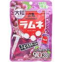 森永製菓 大粒ラムネ ぶどうスカッシュ 38g
