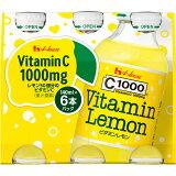 ハウスウェルネスフーズ C1000 ビタミンレモン 140ml×6