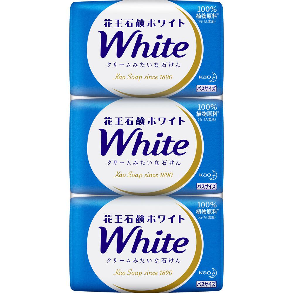花王 花王ホワイト バスサイズ 3コパック 390G