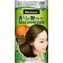 花王 ブローネ 香りと艶カラー クリーム 4H ハニーブラウン 80G(医薬部外品)