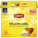 立顿黄色标签 袋泡茶(50袋)※订购品交期约1周【HLSDU】[リプトン イエローラベル ティーバッグ (50袋) ※お取寄せ品 納期約1週間【HLSDU】]